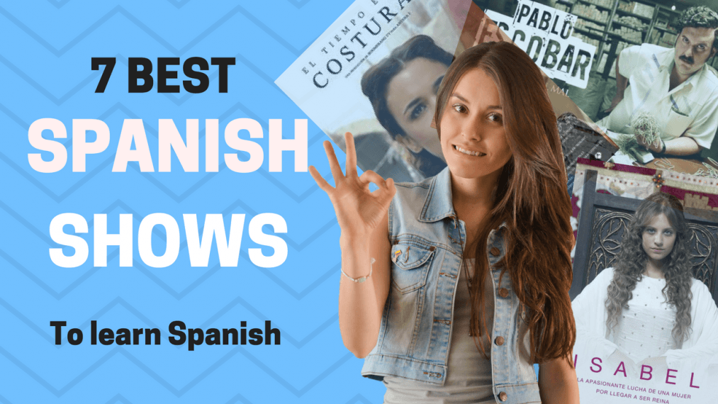 Top Spanish Shows Youtube