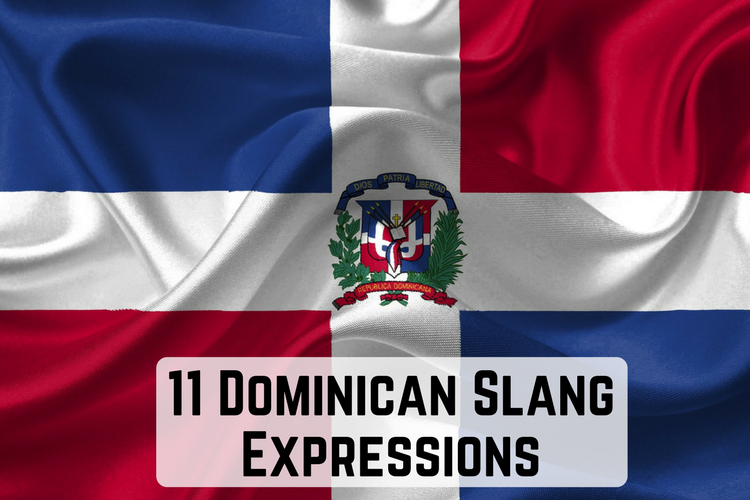 Dominican slang expressions