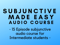 Subjunctive Made Easy