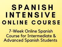 Spanish Intensive Course