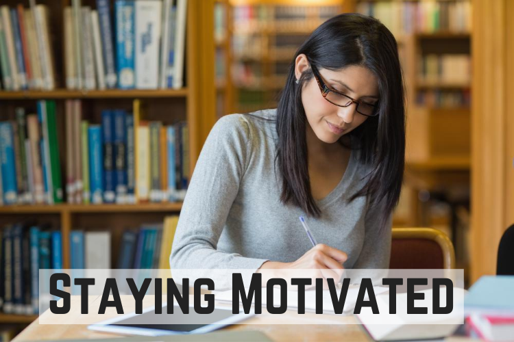 Staying motivated learning Spanish