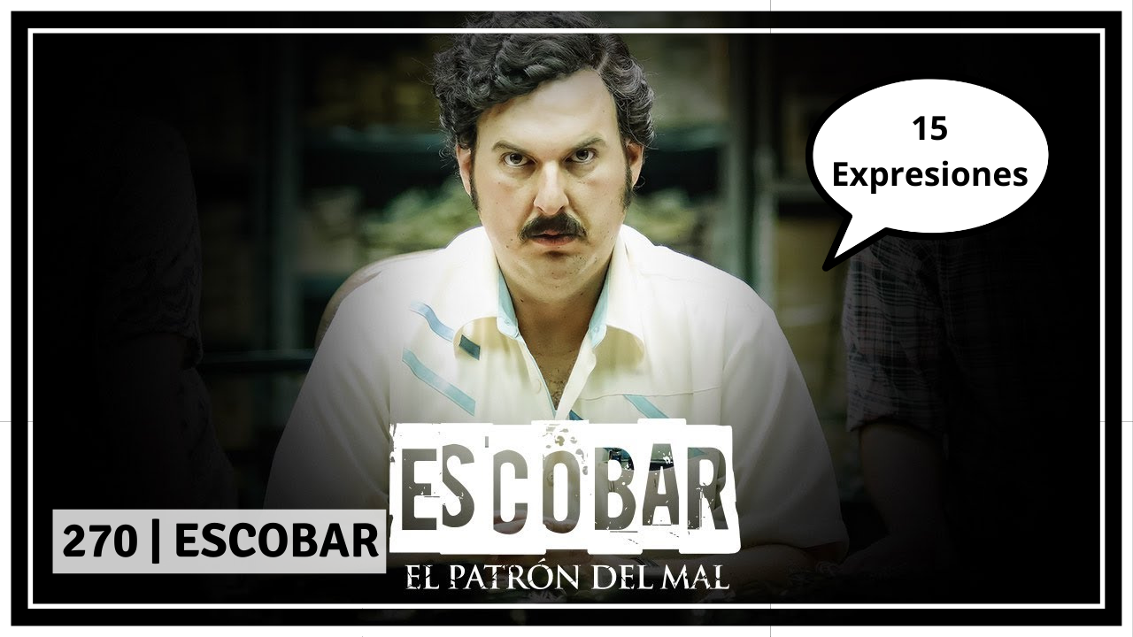 ESCOBAR Episodio